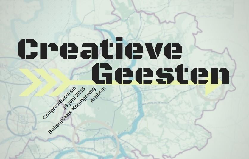 De creatieve geesten van congres Oostwaarts!